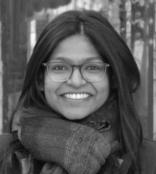 Photo of Shruti Bhimsaria
